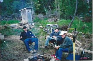 Alaska Campfire