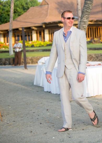 Trevor in Hawaii