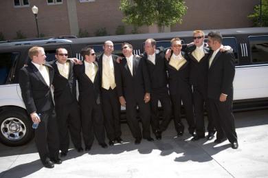 Wilbur Wedding Groomsmen